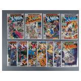 Bronze Age X-Men #110-120 Comic Run