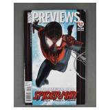 Marvel Previews Magazine #95-1st Miles Morales