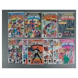 Marvel Secret Wars #1-12 Complete Run