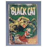 Golden Age Black Cat Mystery #53 Comic Book