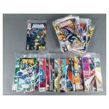Marvel Darkhawk #1-50 Comic Run + Annuals
