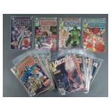 1981 Marvel Dazzler #1-42 Comic Run
