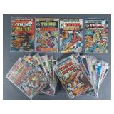 Bronze Age Marvel Two-In-One #1-52 Comic Run