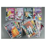1987 Marvel Silver Surfer #1-50 Comic Run