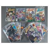 West Coast Avengers #1-50 Comic Run