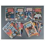 20pc Bronze Age Star Wars Comic Books