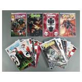 20pc Image Spawn Late Issue Comic Books
