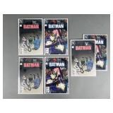 3pc 1987 Batman:Year One Comic SETS