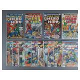 14pc Luke Cage Comic Books Btw #9-36