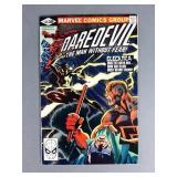 Daredevil #168 Comic Book-1st App Elektra