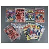 15pc Mixed Comic Book Reprints & Reissues