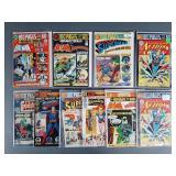 10pc Bronze Age DC 100-Page Comic Books