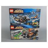 2pc Lego DC Universe Batman Set SEALED