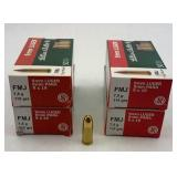 9mm Luger (200 Rounds) New Factory