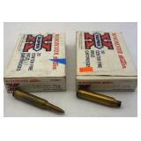 7mm Rem Mag (20 Rounds & 20 Brass) New Factory