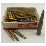 Mixed Ammo and Brass