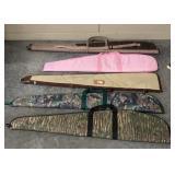 5 Soft Sided Gun Cases