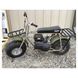 Coleman Mini Motor Bike