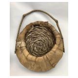 Natural Handmade Berry Basket