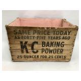 20 x 13 x 14 Wood Crate
