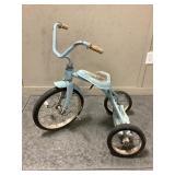 Vintage Metal Tricycle