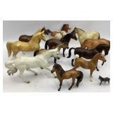 12 Mostly Beryer Horses