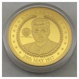 2017 John F. Kennedy Presidential Coin