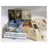 Vintage Photos, Maps, Magazines