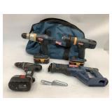 Roybi & Bosch Power Tools & Bag