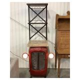 Red Tractor Wet Bar
