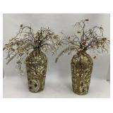 Pair of 18 in Vases
