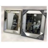 (2) 16 x 21 Mirrors
