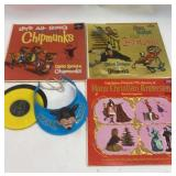 Disney Records and Collectibles