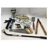 Assorted Tools & Power  Strips