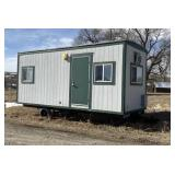 Northwest Building Systems 20ft Office Trailer