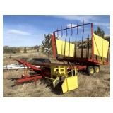 New Holland Stackliner 1033 Bale Wagon