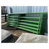 6 Bar Corral Panels X8