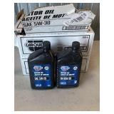 1 Case Of New Oil 5w-20 And 10w-30
