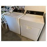 Whirlpool Heavy Duty Washer And Dryer
