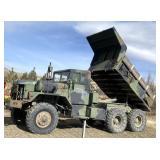 1972 Am General Corp M817 Dump Truck