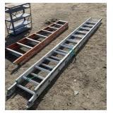 Werner 24ft Extension Ladder