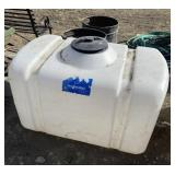 100 Gal Water Tank