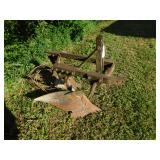 2 bottom plow