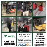 Surplus Material Handling Equipment