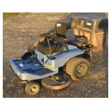 "Dixon ZTR 5502 50"" Zero Turn Commercial Lawn Mower"