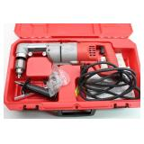 "MILWAUKEE Heavy Duty 1/2"" DRILL in Case"