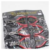 ATE PRO USA 6Pc Precision Pliers Set