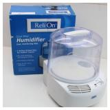 ReliOn Cool Mist HUMIDIFIER- 1-Gal Output/Day