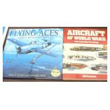Flying Military Planes of the World Books