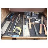 Bargain Lot: Hand Tools & Misc
